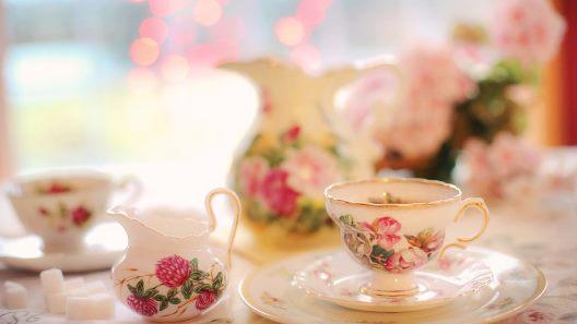春のお茶会のお知らせ。